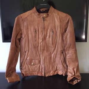 Banana Republic Moto Jacket, size S